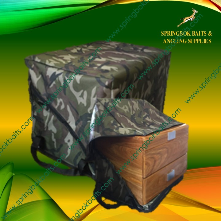 Tackle box carry bags/covers