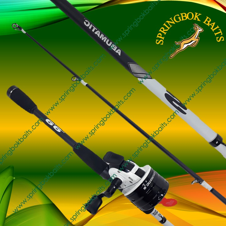 Rods & reels combo
