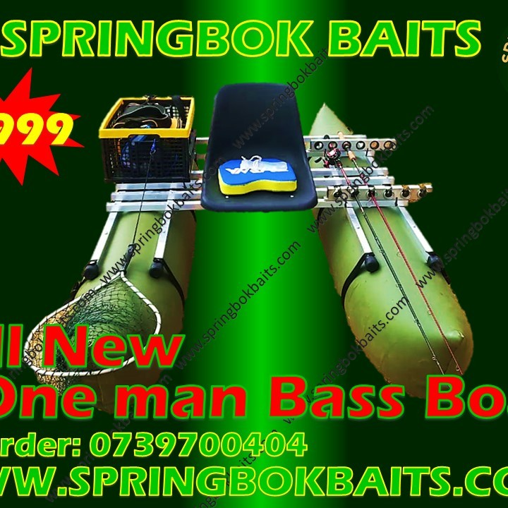 one man bass boat